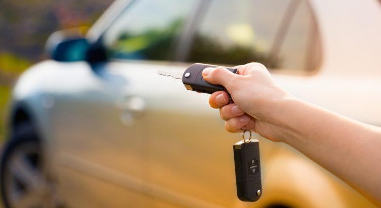 брелок ключа Hyundai