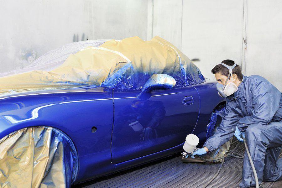 Код краски на отечественных автомобилях