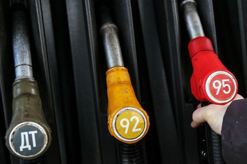 Бензин А95