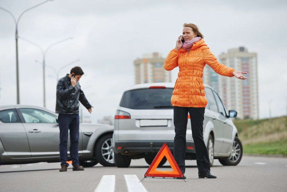 Справка о дорожно-транспортном происшествии