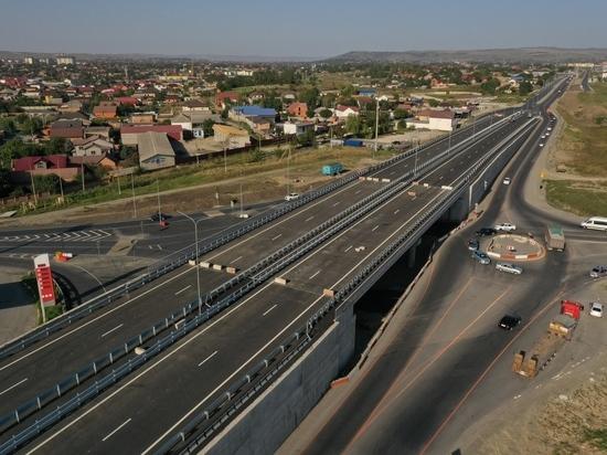 транспортная развязка в Ингушетии Магас