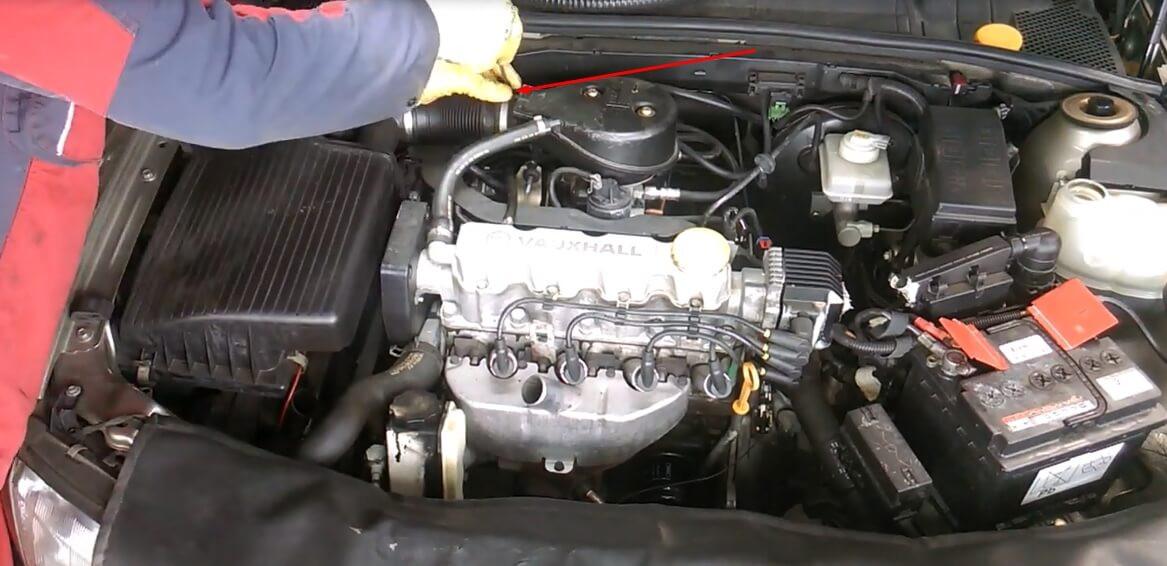 Opel Vectra B 2.0DTH