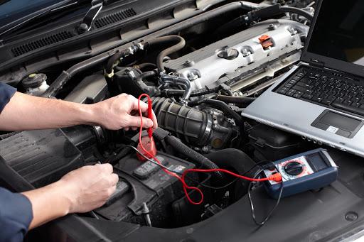диагностика, ремонт двигателя