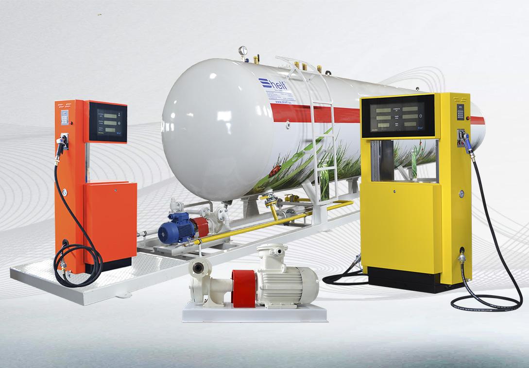 Оборудование для АГНКС и АГЗС