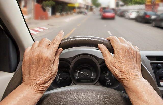 рекомендации по вождению для пожилых людей