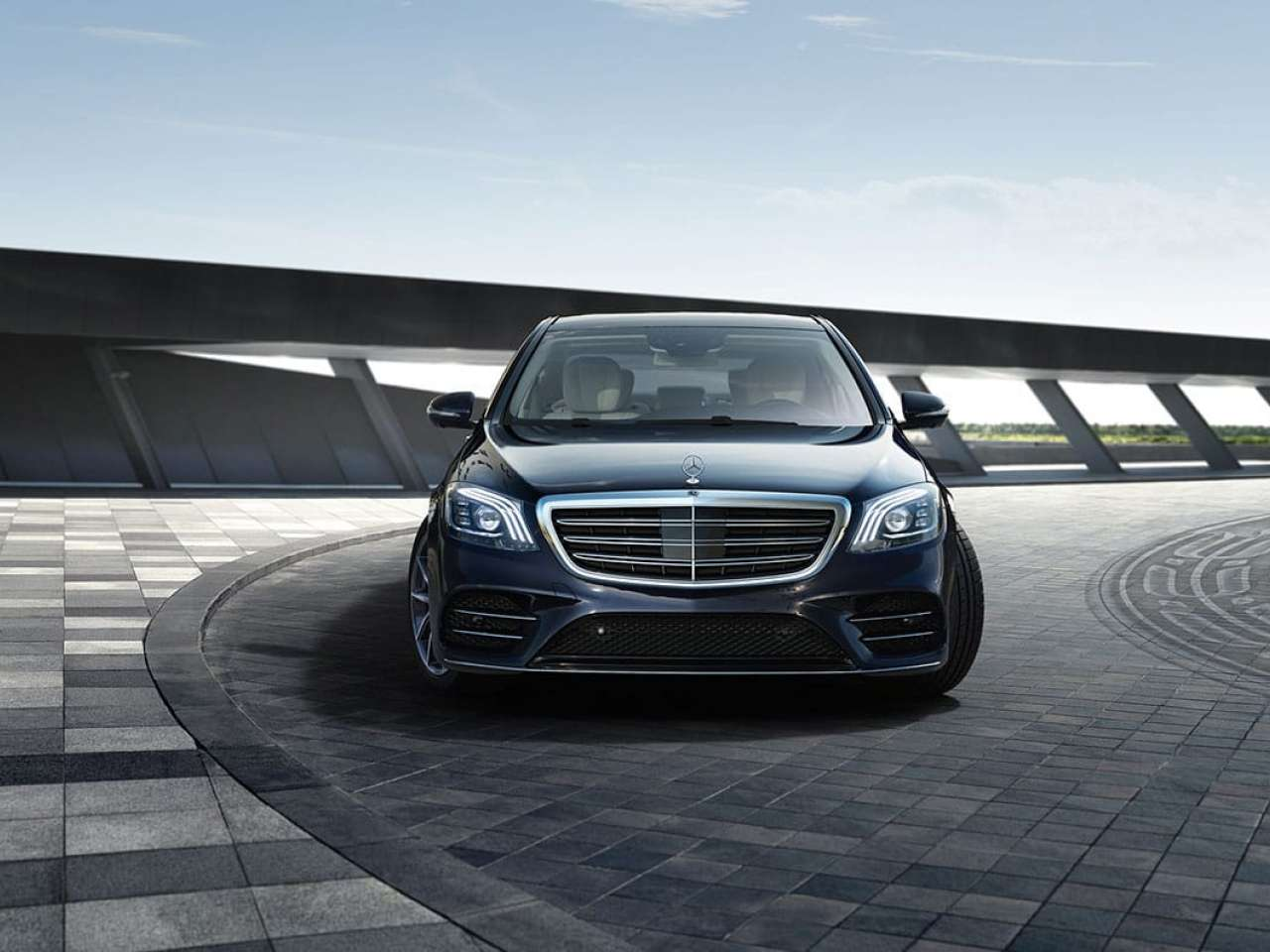Mercedes-Benz S- Class 2020-2021 фото