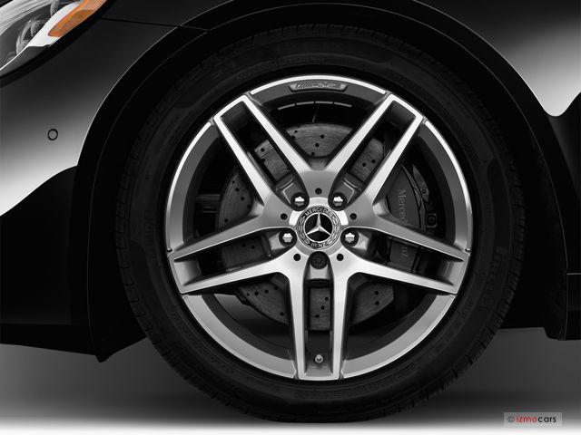 колпак колеса Mercedes-Benz S-Class 2020-2021