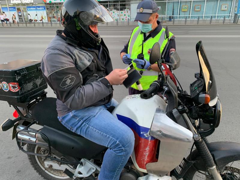 Правила дорожного движения на мотоцикле