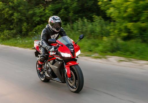 Правила дорожного движения на мотоцикле, шлемы