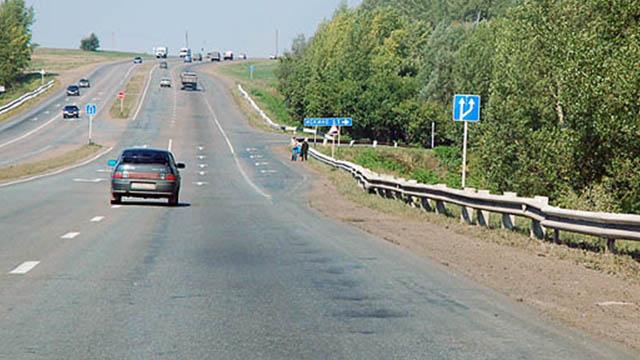 Транспортная инфраструктура 02 региона России