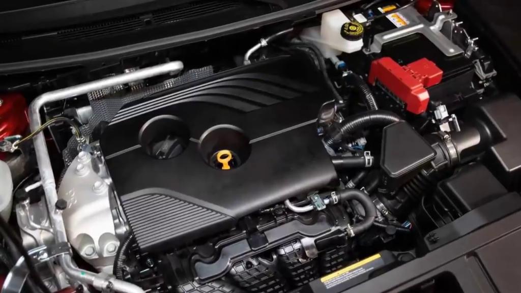 основной двигатель Mitsubishi Outlander 2021