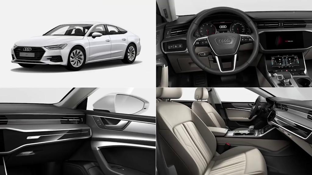 адванс исполнении Audi A7 Sportback 2021 фото