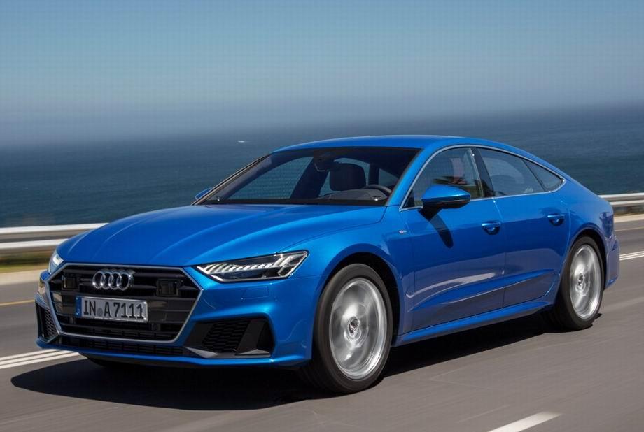 Audi A7 Sportback 2021 фото