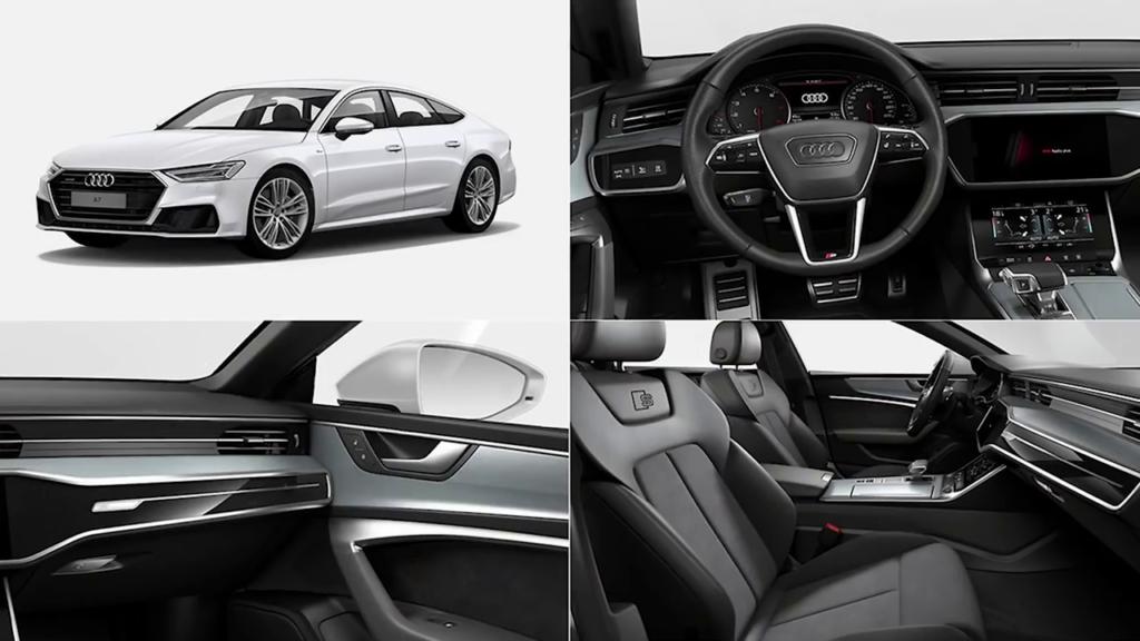 спорт исполнении Audi A7 Sportback 2021 фото